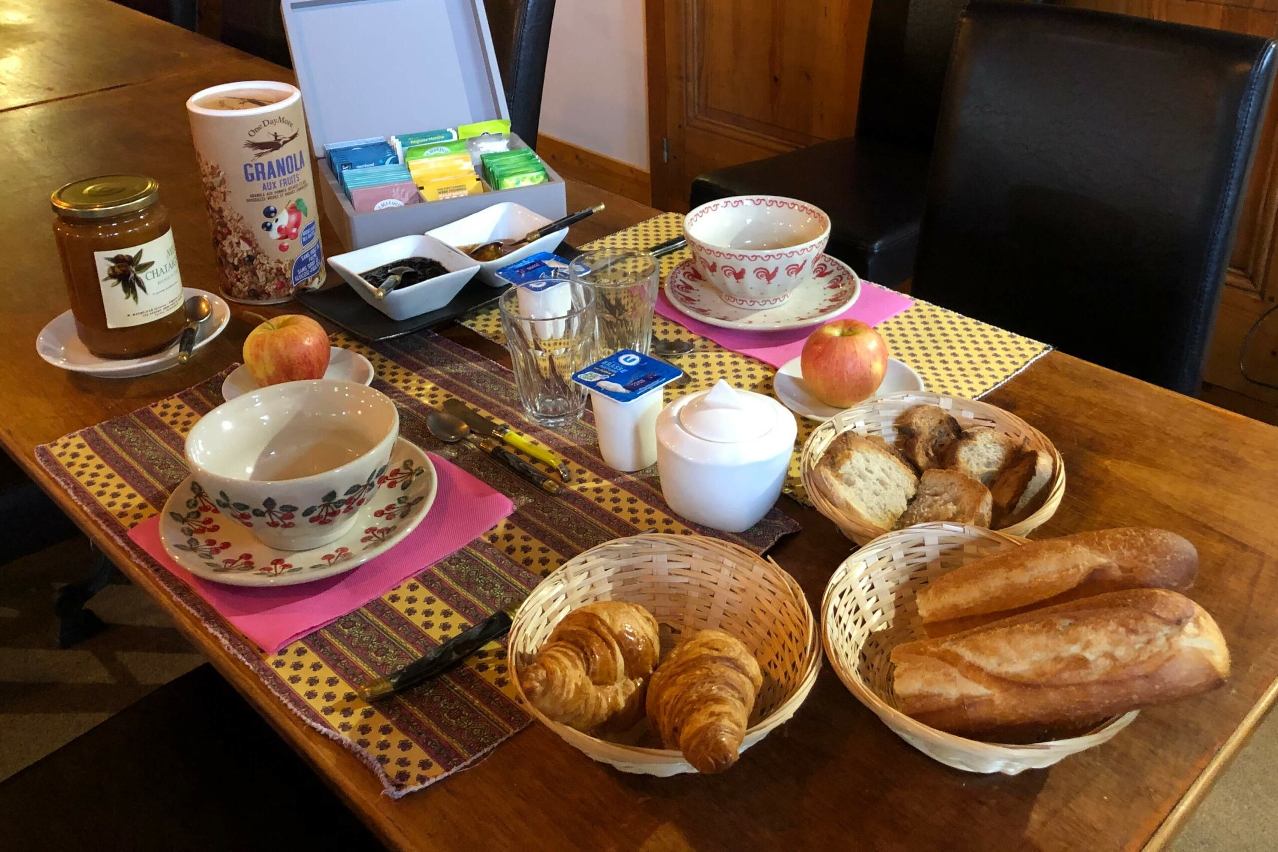 Petit Déjeuner - Les 3 Terres